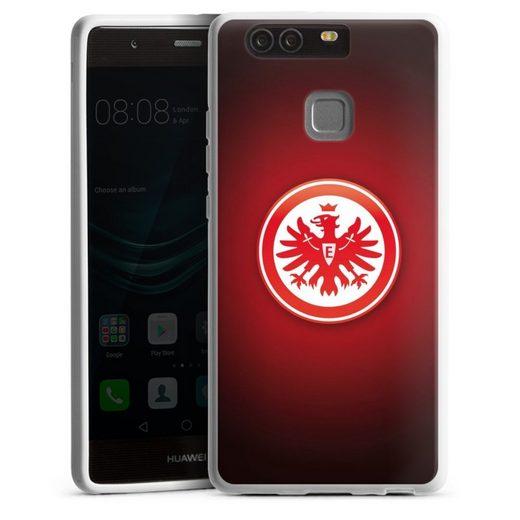 DeinDesign Handyhülle »Eintracht Frankfurt« Huawei P9, Hülle Eintracht Frankfurt Offizielles Lizenzprodukt Wappen
