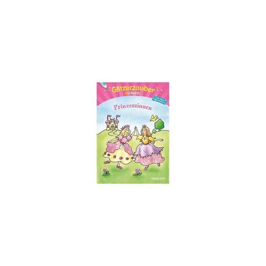Tessloff Verlag Glitzerzauber Malbuch: Prinzessinnen