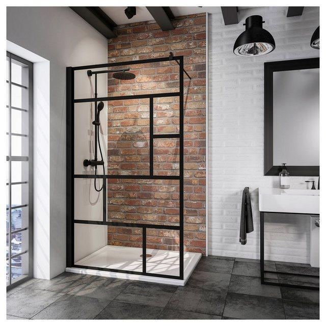 SCHULTE Walk-In Dusche »Alexa Style 2.0«| Breite 90 cm | Bad > Duschen > Duschen | Schulte