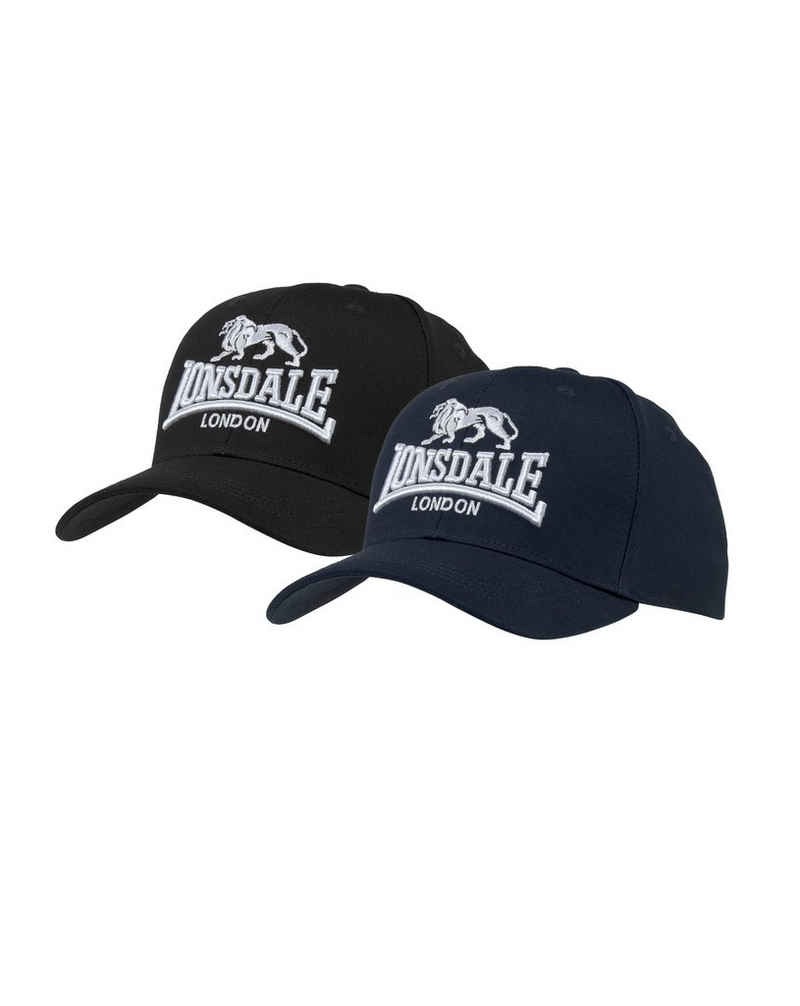 Lonsdale Baseball Cap »WILTSHIRE« (2-St)