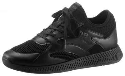 Boss »Titanium Runn« Sneaker mit leichtem Einstieg aus Mesh