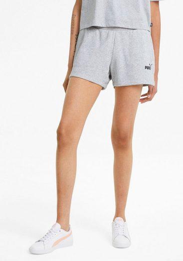 "PUMA Sweatshorts »ESS 4"" Sweat Shorts«"