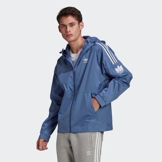 adidas Originals Windbreaker »Adicolor 3D Trefoil Windbreaker«