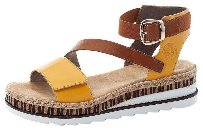 Rieker Sandalette in aktuellem Look