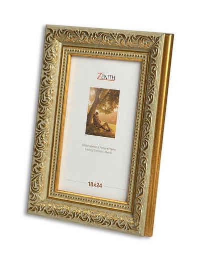 Victor (Zenith) Bilderrahmen »Rubens«, Leiste: 30x20m, Barock, Echtglas, antiker Bilderrahmen