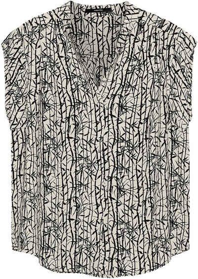 someday Blusentop »Zinta« im modischen Allover-Print