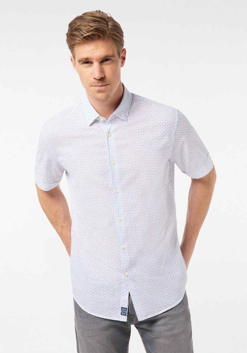 Pierre Cardin Kurzarmhemd »Hemd - Modern Fit«