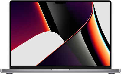 Apple MacBook Pro 16 MK193 Notebook (41,05 cm/16,2 Zoll, Apple M1 Pro, 1000 GB SSD)
