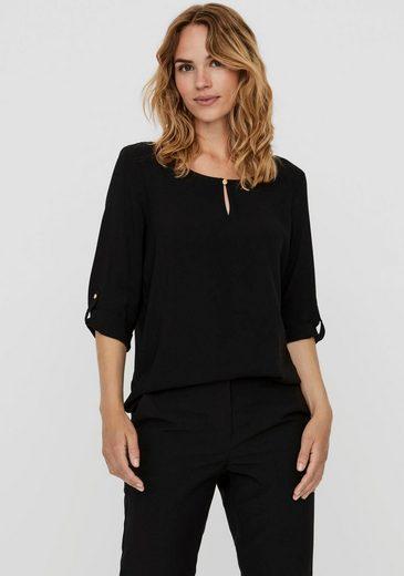 Vero Moda Shirtbluse »VMNADS«