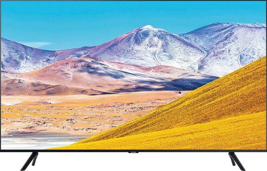 Samsung GU55TU8079 LED-Fernseher (138 cm/55 Zoll, 4K Ultra HD, Smart-TV)