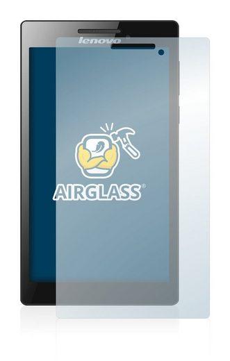 BROTECT Schutzfolie »Panzerglasfolie für Lenovo Tab 2 A7-10«, Schutzglas Glasfolie klar