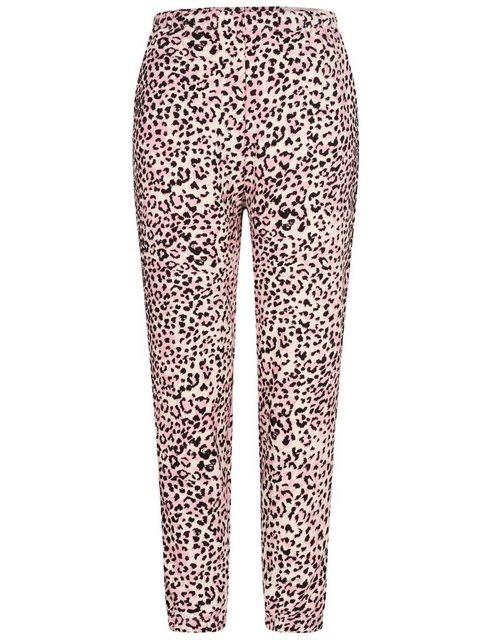Hosen - Cotton Candy Sweathose »PIPA« mit tollem Leo Print ›  - Onlineshop OTTO