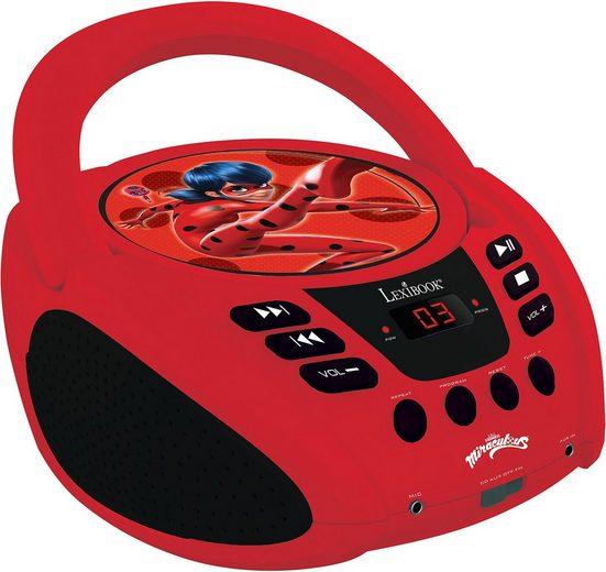 Lexibook® »PAW Patrol Radio-CD-Player« CD-Player