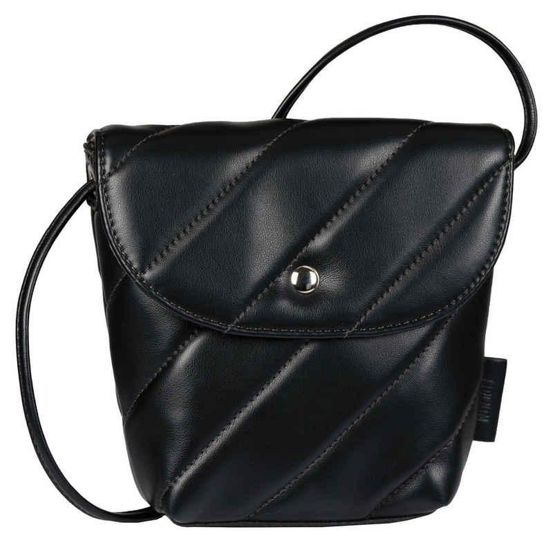TOM TAILOR Denim Mini Bag »IDA STITCH«, mit modischen Ziernähten