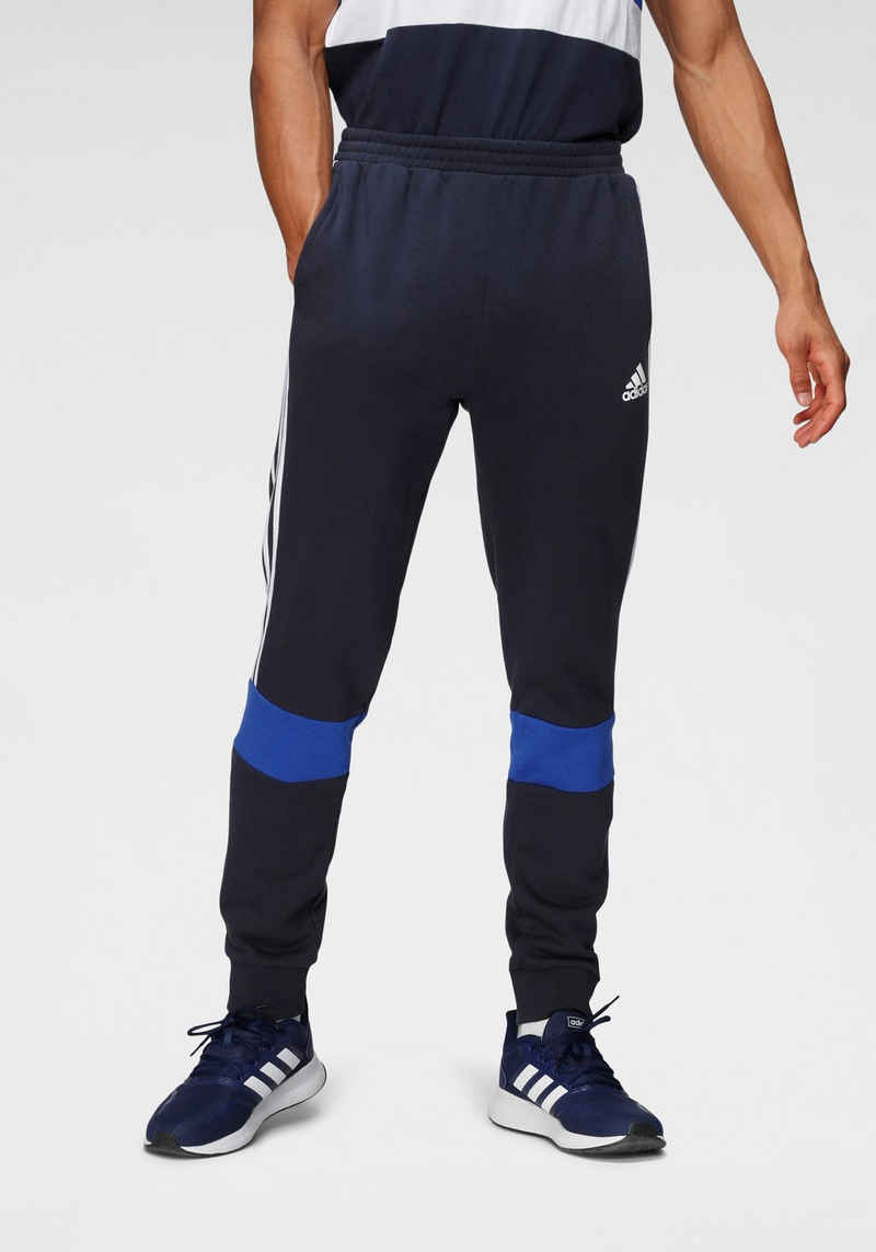adidas Performance Jogginghose »ESSENTIALS COLORBLOCK PANT«