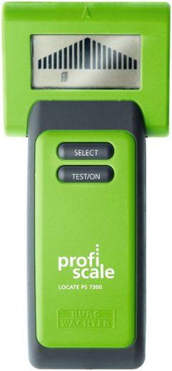 BURG WÄCHTER Materialdetektor »LOCATE PS 7300«, inkl. Batterie und Tasche