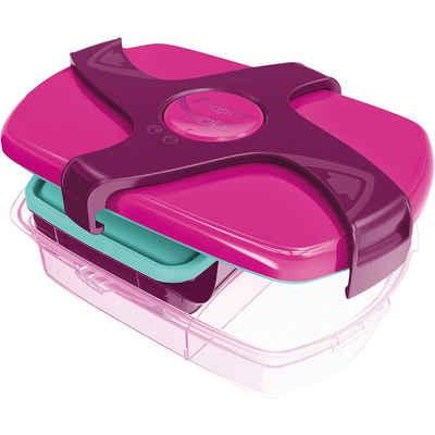MAPED Brotschale »Brotdose Kids Origins pink, 1,4 l«