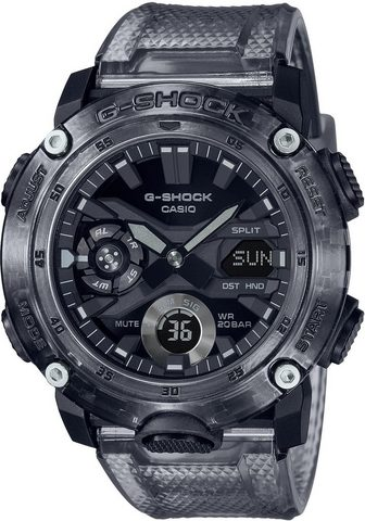 CASIO G-SHOCK Chronograph »GA-2000SKE-8AER«