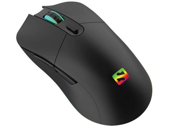 Sandberg »Sandberg Wireless Sniper Mouse 2« Gaming-Maus (Funk)