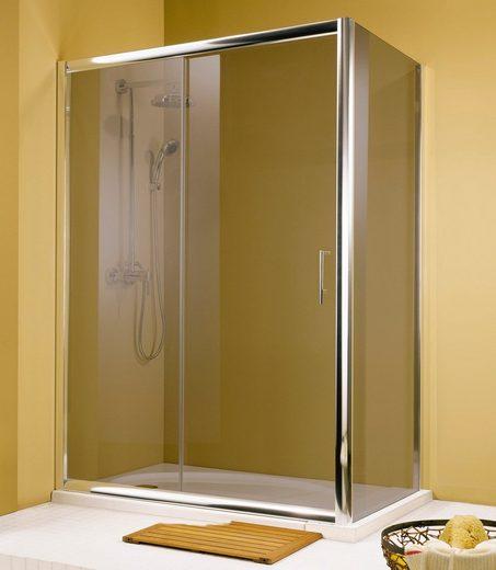 SCHULTE Seitenwand »Kristall Trend«, BxH: 80 x 185 cm