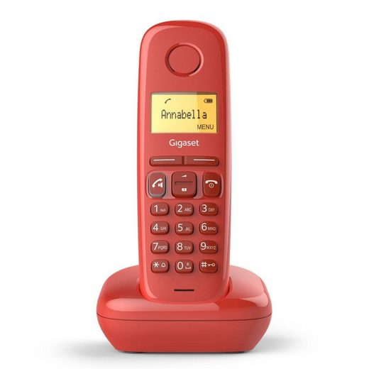 Gigaset »A 270« Schnurloses DECT-Telefon