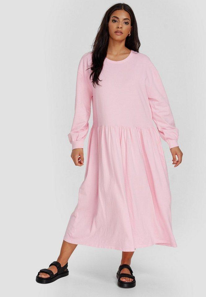 cotton candy -  Jerseykleid in Vintage-Design