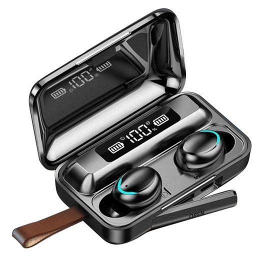 Dooloo »In Ear Kopfhöhrer TWS True Wireless Bluetooth 5.0« Bluetooth-Kopfhörer (Headset Kabellose Ohrhöhrer mit Powerbank)