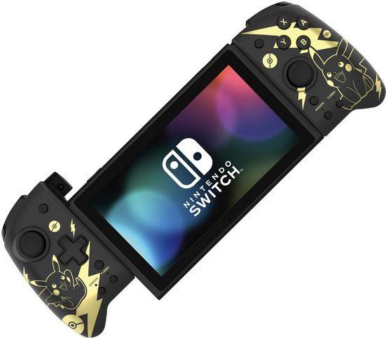 Hori »Split Pad Pro - Pikachu Black & Gold Edition« Controller