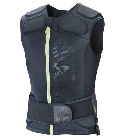 EVOC Rucksack »evoc Protector Vest Air+ Weste maschinenwaschbare Protektor-Weste für Herren Aufprallschutz Schwarz«