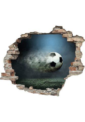 queence Wandtattoo »Fußball« (1 vienetai)