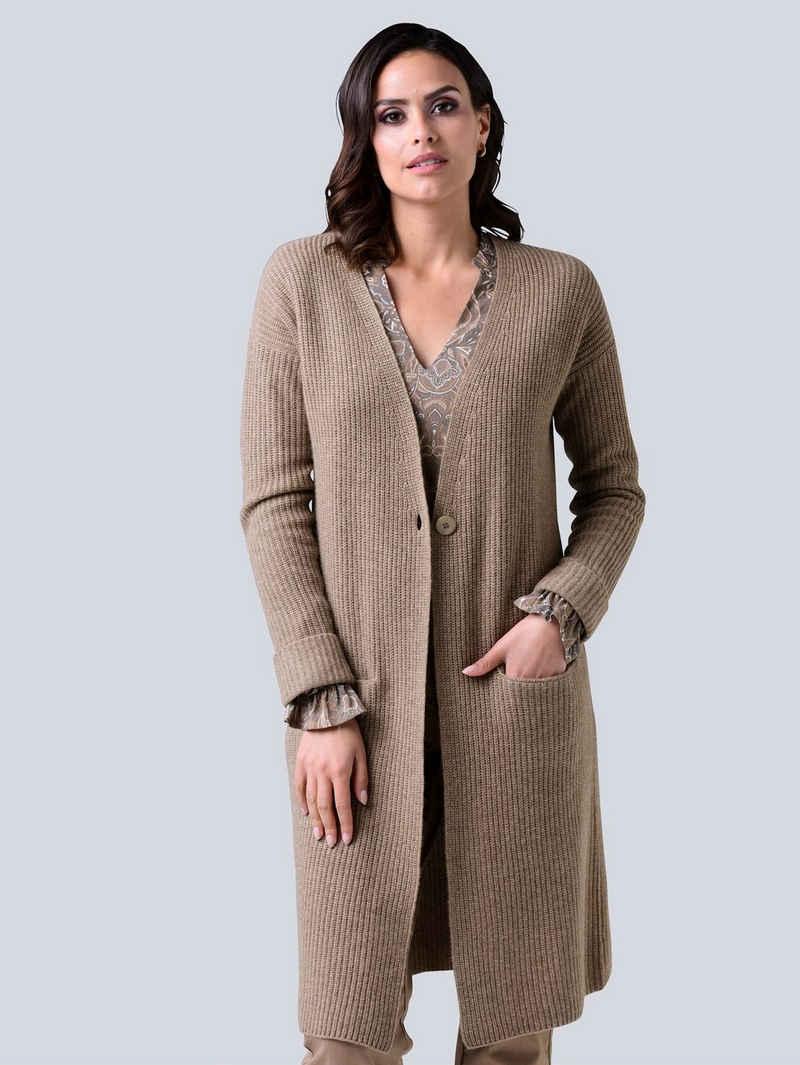 Alba Moda Strickjacke aus Kaschmir