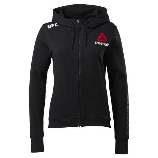 Reebok Kapuzensweatjacke »UFC Fight Night Blank Walkout Hoodie«