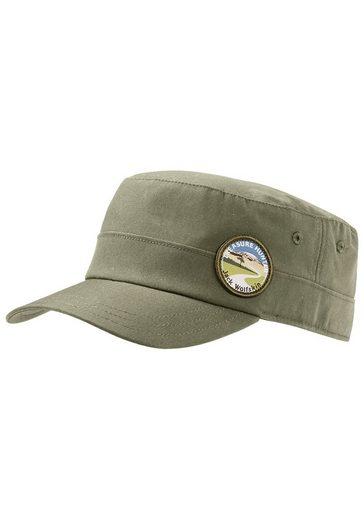 Jack Wolfskin Baseball Cap »TREASURE HUNTER CAP KIDS«