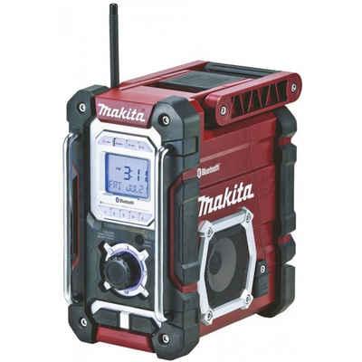 Makita »DMR108AR - Baustellenradio - rot/schwarz« Baustellenradio