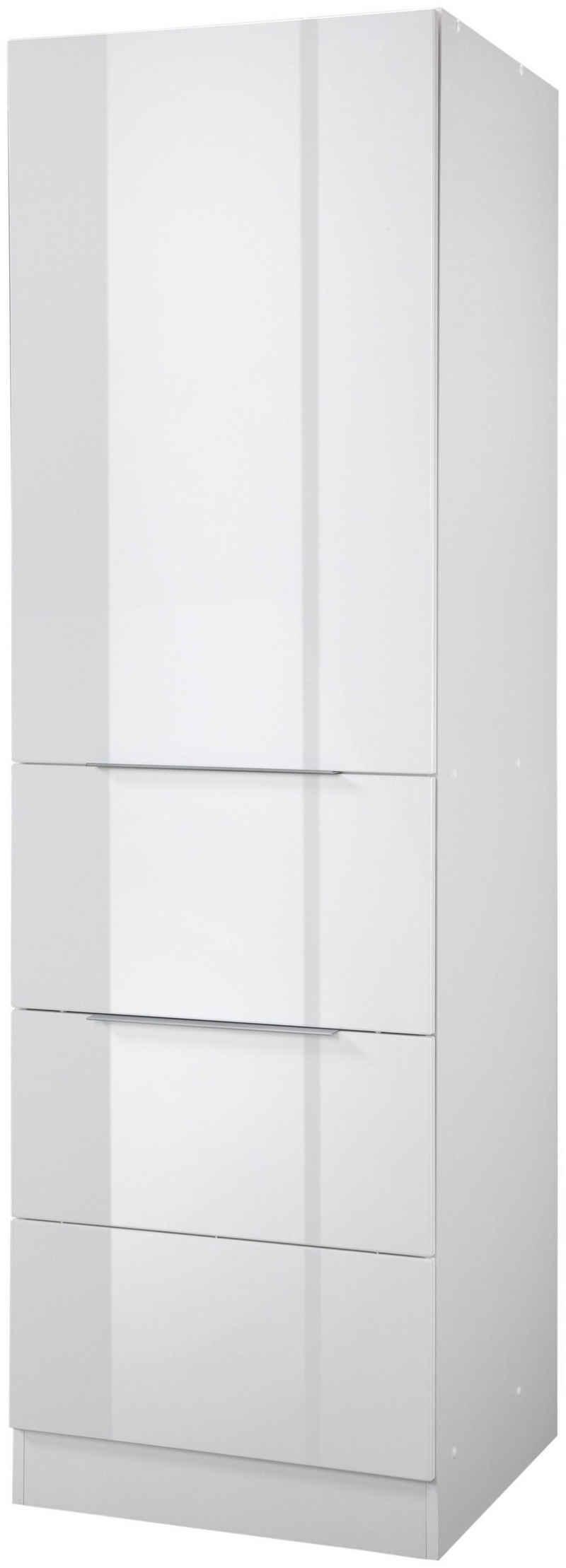 HELD MÖBEL Seitenschrank »Brindisi« 60 cm breit, 200 cm hoch, viel Stauraum