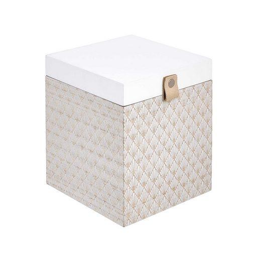 BUTLERS ARTS & CRAFTS »Box mit Muster Größe S«