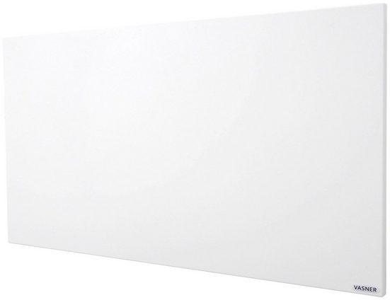 Vasner Infrarotheizung »Citara M«, Metall, 1100 W, 140x60 cm