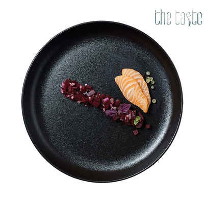 The Taste Schale »THE TASTE: Gourmetschale Ø 21,5 cm, Porzellan - 2er Set«
