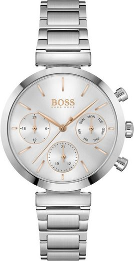 Boss Multifunktionsuhr »Flawless, 1502530«