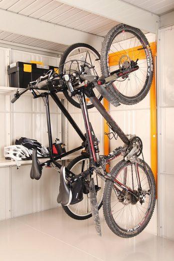 Wolff Fahrradhalter, Erweiterung