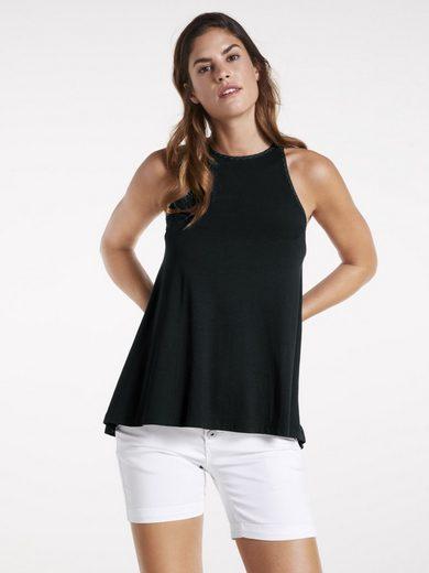 LINEA TESINI by Heine Shirttop in leicht ausgestellter Form