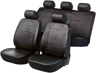 WALSER Autositzbezug »Soft Nappa«, Set