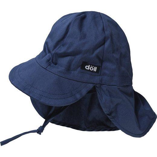 Döll Schirmmütze »Schirmmütze mit Nackenschutz für Jungen«