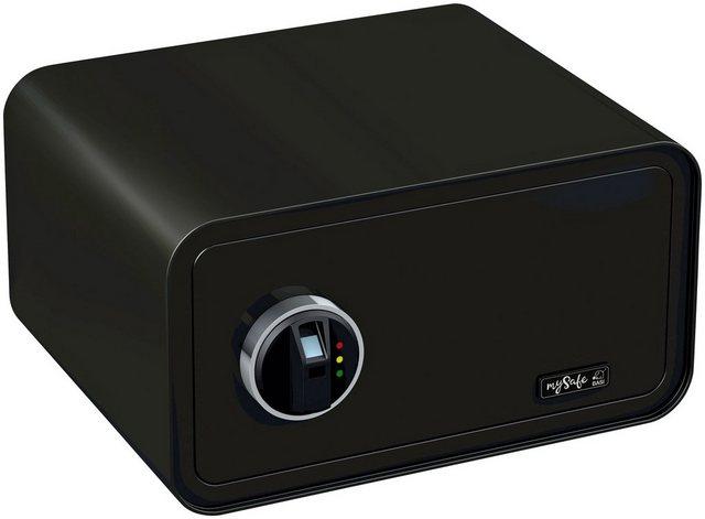BASI Tresor »mySafe 430«, mit Fingerabdruck