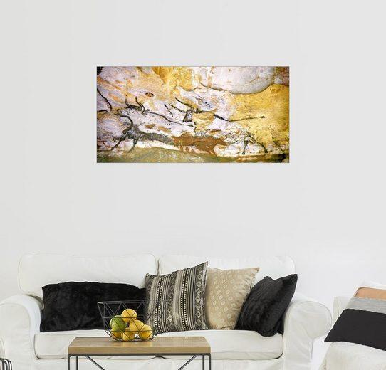 Posterlounge Wandbild, Höhle von Lascaux