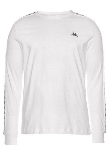 Kappa Langarmshirt »T-SHIRT LONGSLEEVE«