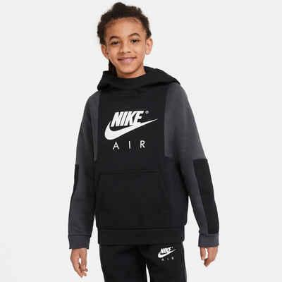 Nike Sportswear Kapuzensweatshirt »AIR BIG KIDS (BOYS) PULLOVER HOODIE«