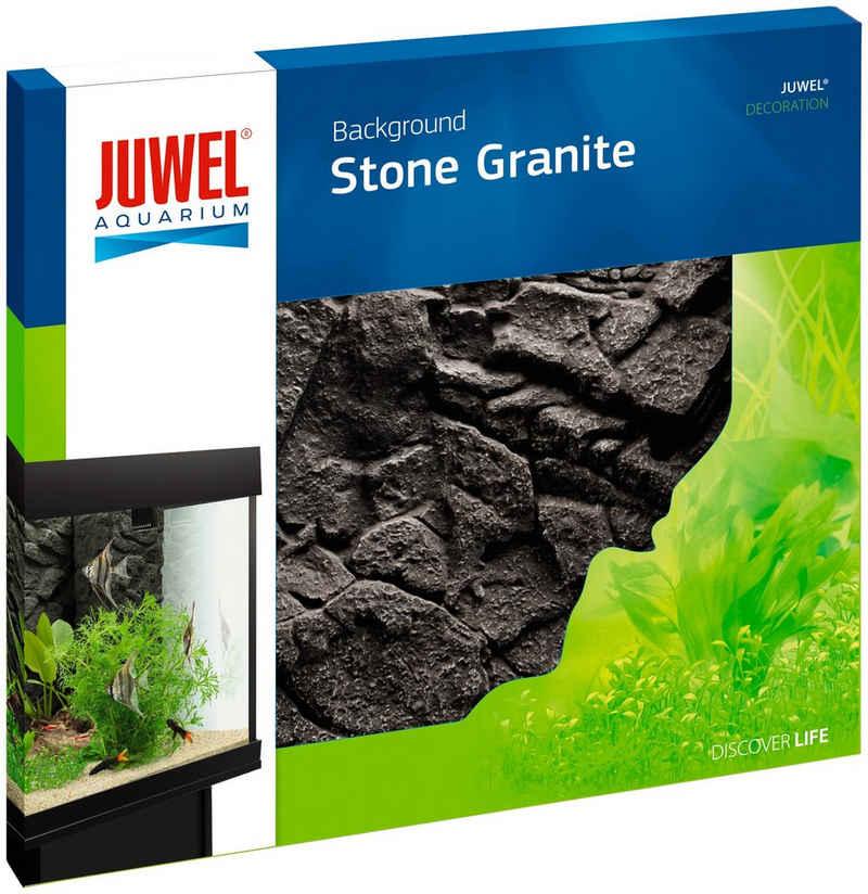 JUWEL AQUARIEN Aquarienrückwand »Stone Granit«, BxH: 55x60 cm