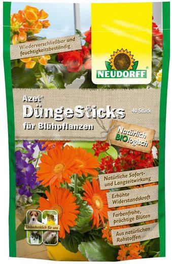 Neudorff Pflanzendünger »Azet Blühpflanzen«, Düngerstäbchen, 40-St.