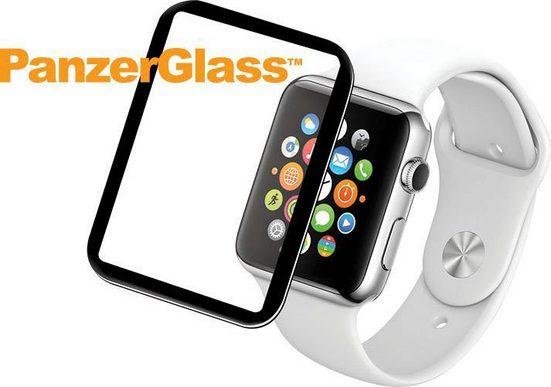 PanzerGlass »Schutzglas für Apple Watch Series 1/2/3 42mm« für Apple Watch 1 42mm, Apple Watch 2 42mm, Apple Watch 3 42mm, Displayschutzglas